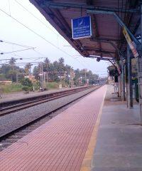 Paravur Railway Station