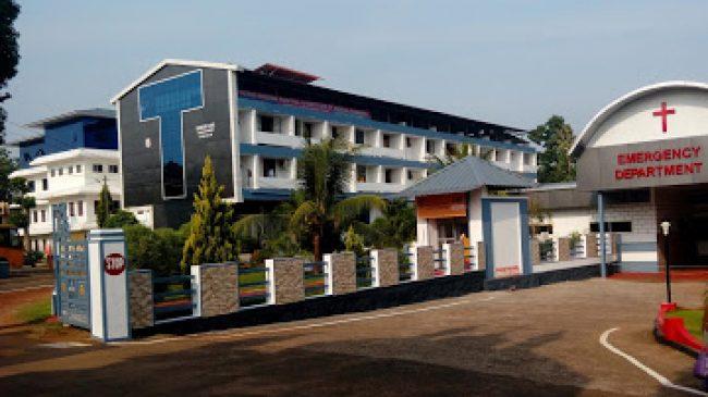 St Thomas Mission Hospital