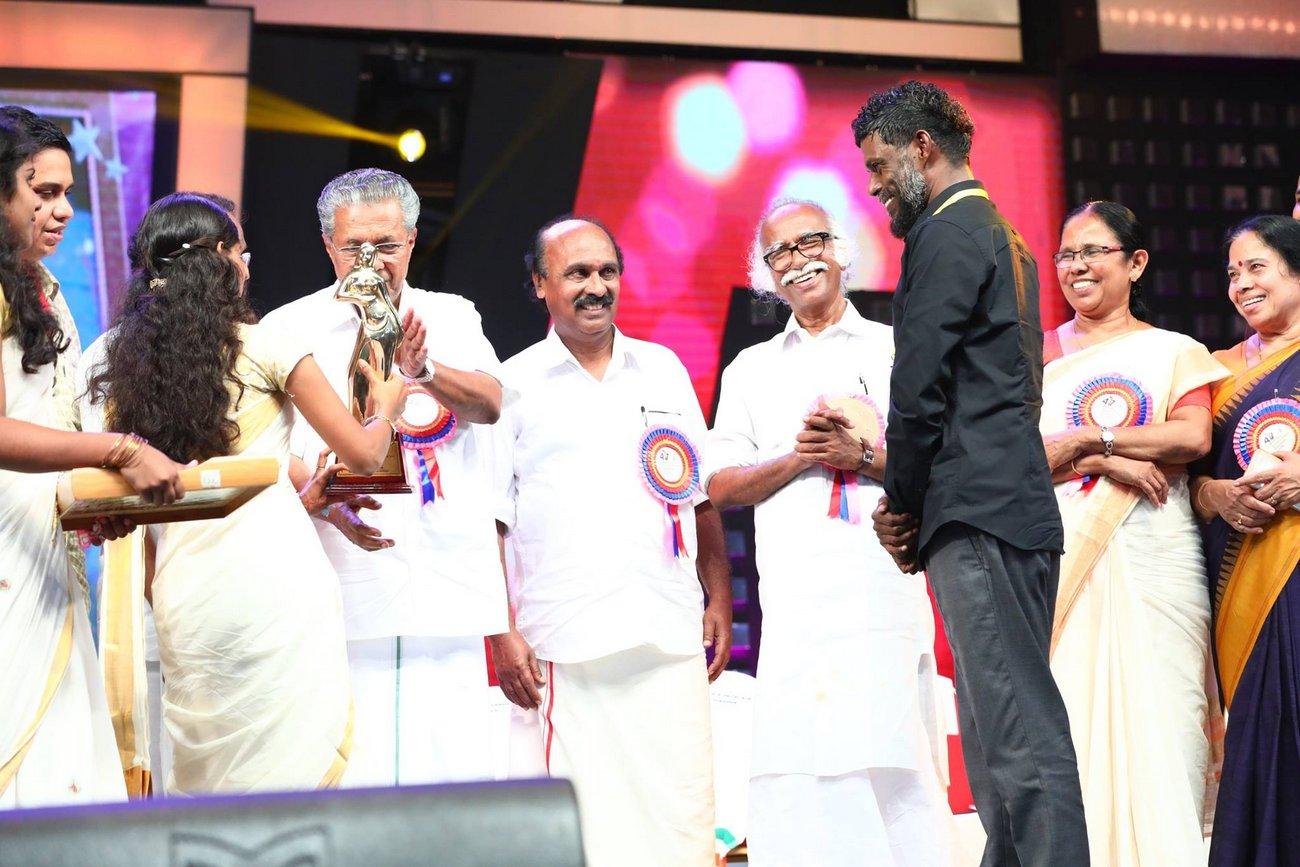 best actor vinayakan kerala state film awards 2017 photos  041