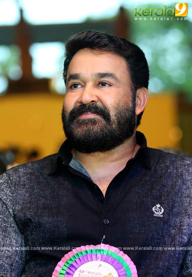 mohanlal at kerala state film awards 2018 photos 073 008