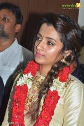 trisha at 96 tamil movie pooja photos 110 004