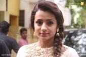 trisha at 96 tamil movie pooja photos 110 008