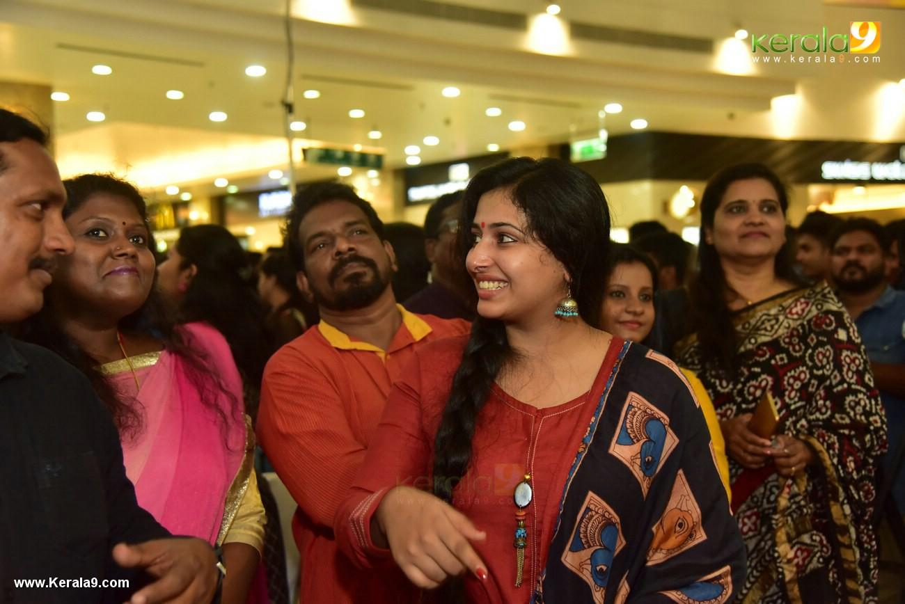 anu sithara at aana alaralodalaral audio launch photos 016
