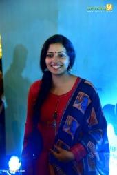 anu sithara at aana alaralodalaral audio launch photos 017
