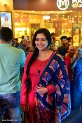 anu sithara at aana alaralodalaral audio launch photos 019