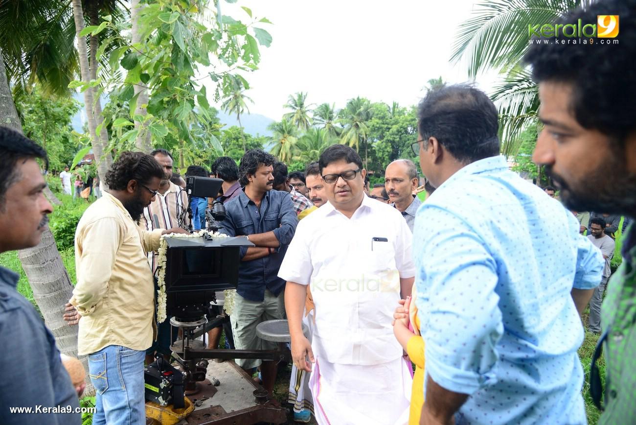 aana alaralodalaral movie pooja pictures 555