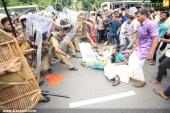 abvp secretariat march at thiruvananthapuram photos 100 001