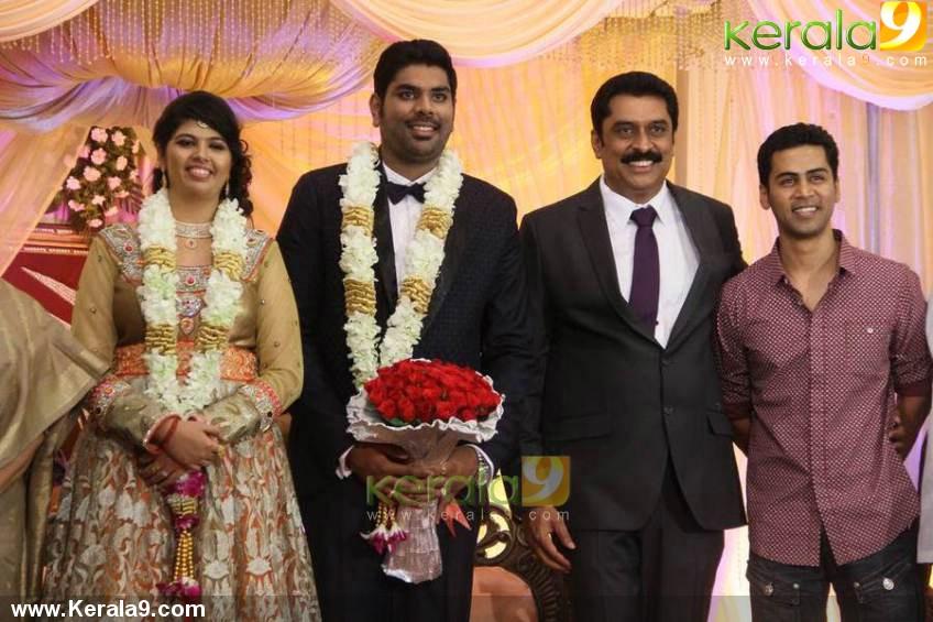 Actor Ajay Ratnam Son Wedding Photos 00116  Kerala9com