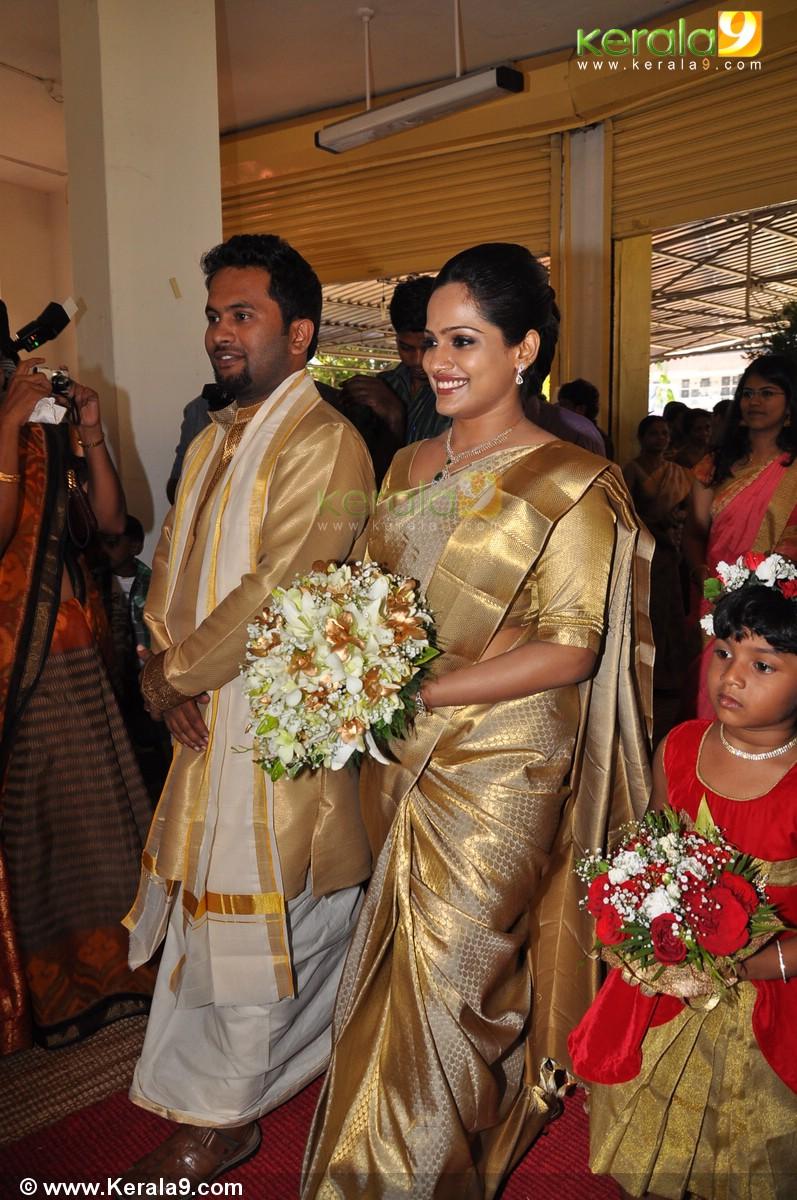Aju Varghese Augustina Marriage Photos 0018 Kerala9 Com