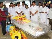 actor jagannatha varma funeral photos 006