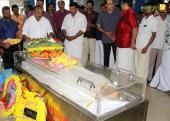 actor jagannatha varma funeral photos 007