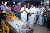 actor jagannatha varma funeral photos 010