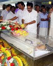 actor jagannatha varma funeral photos 011
