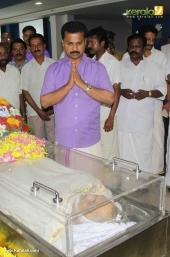 actor jagannatha varma funeral photos 012