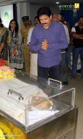 actor jagannatha varma funeral photos 014