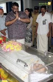actor jagannatha varma funeral photos 015