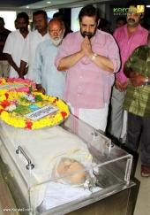 actor jagannatha varma funeral photos 019