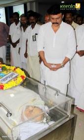 actor jagannatha varma funeral photos 020