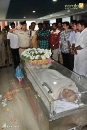actor jagannatha varma funeral photos 022