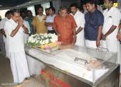 actor jagannatha varma funeral photos 023