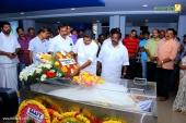 actor jagannatha varma funeral photos