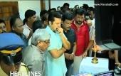 mammootty at actor jishnu raghavan funeral photos 093 001