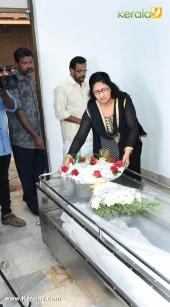 jishnu raghavan funeral photos 09382 007