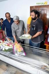 jishnu raghavan funeral photos 09382 00