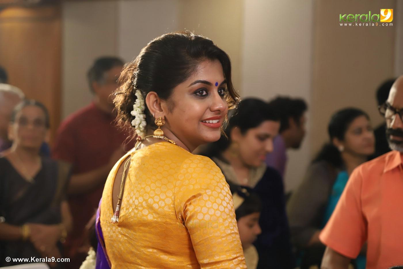 meera nandan at sreejith vijay marriage photos