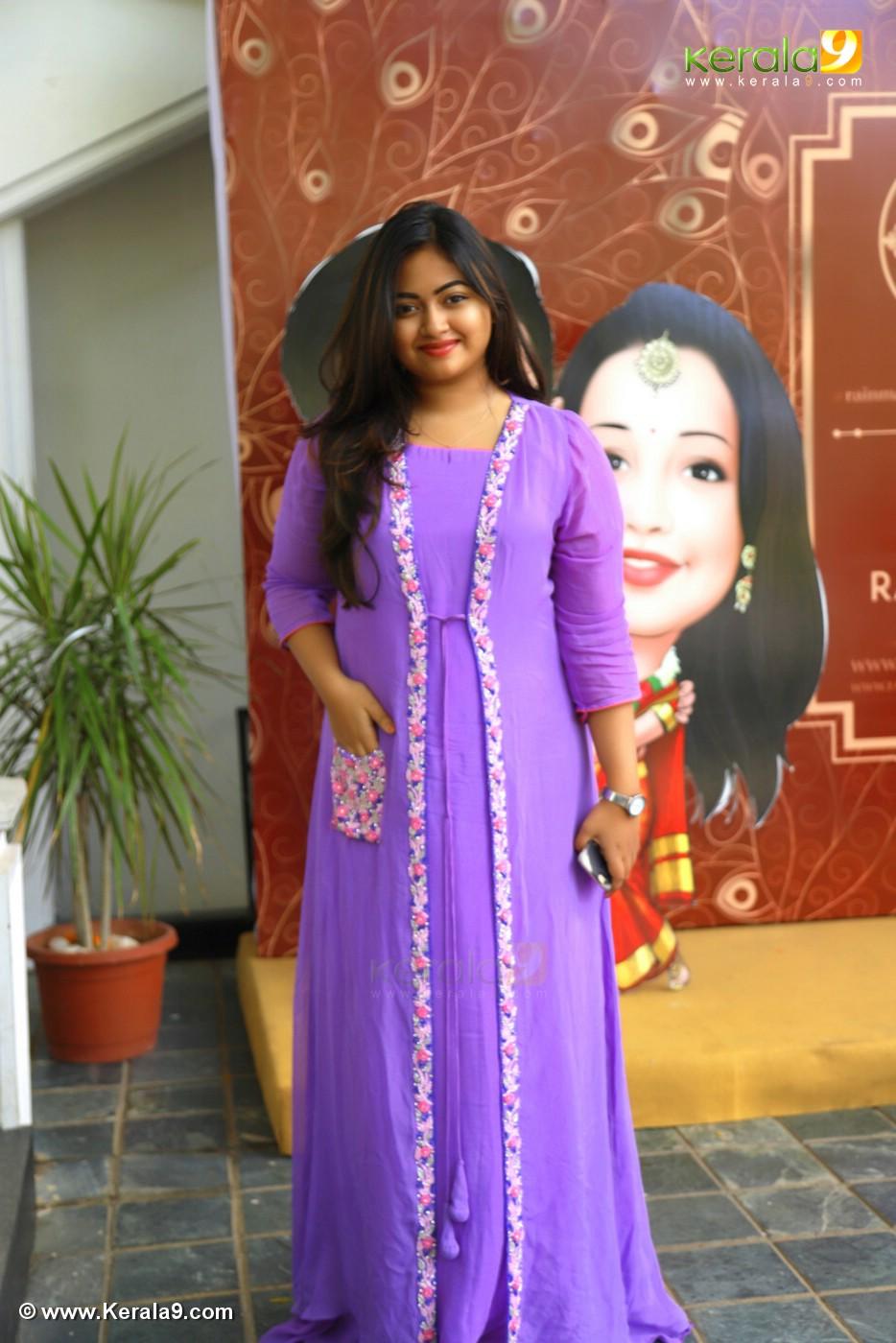 shaalin zoya at sreejith vijay marriage photos 2
