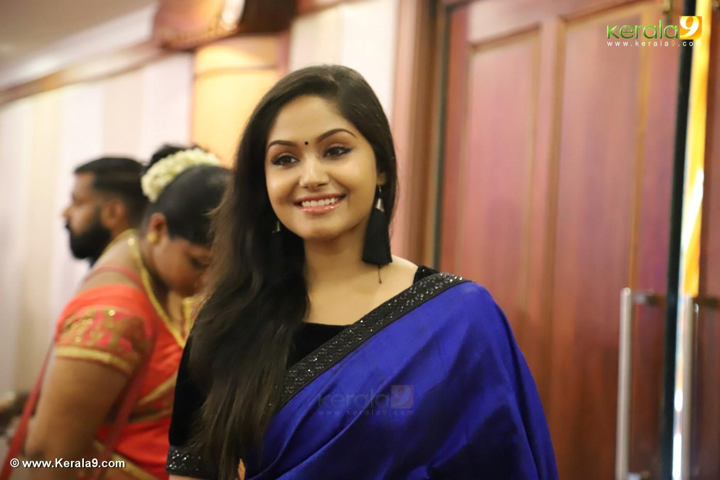 shritha sivadas at sreejith vijay marriage photos 89