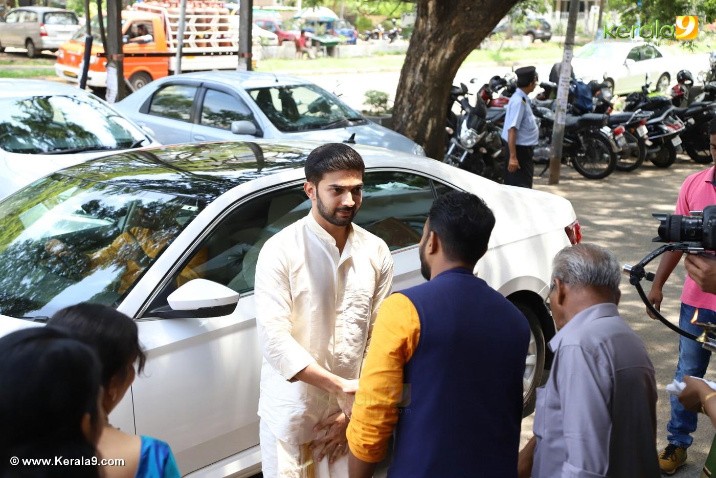 sreejith vijay marriage photos 10