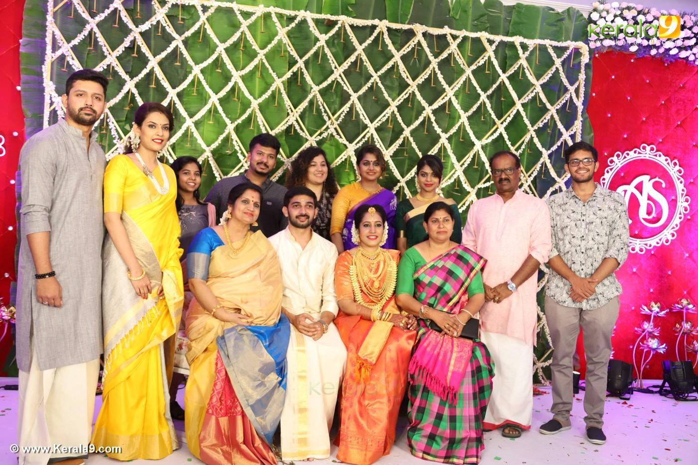 sreejith vijay marriage photos 115