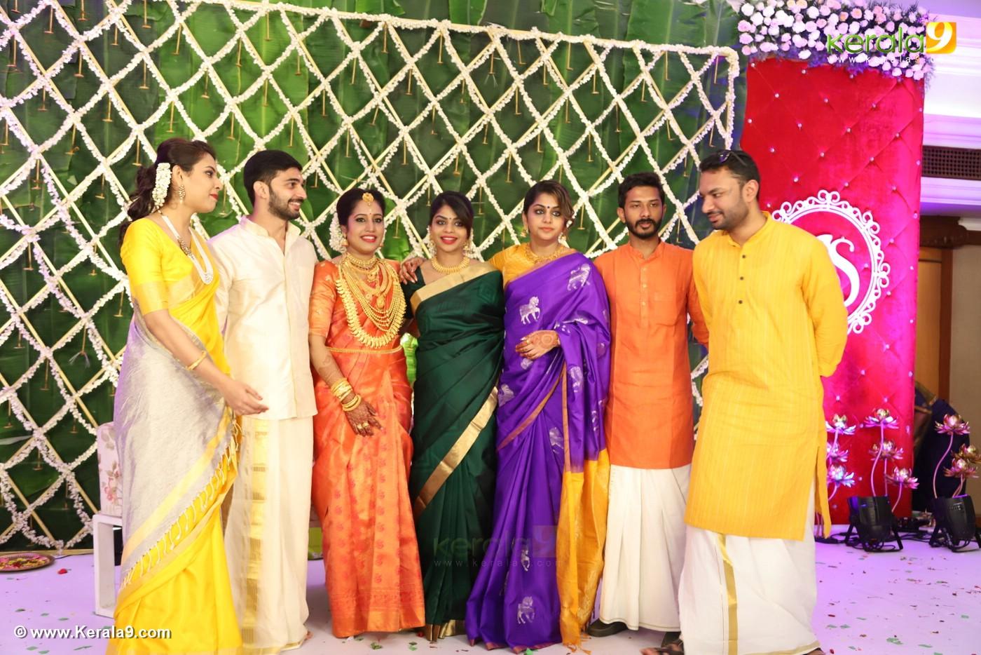 sreejith vijay marriage photos 116