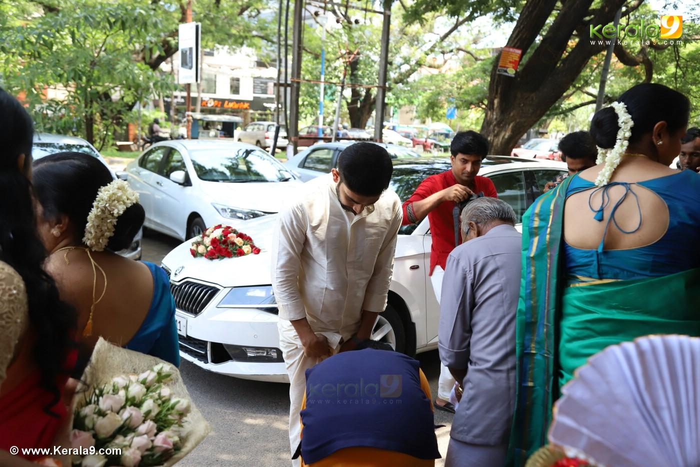 sreejith vijay marriage photos 11