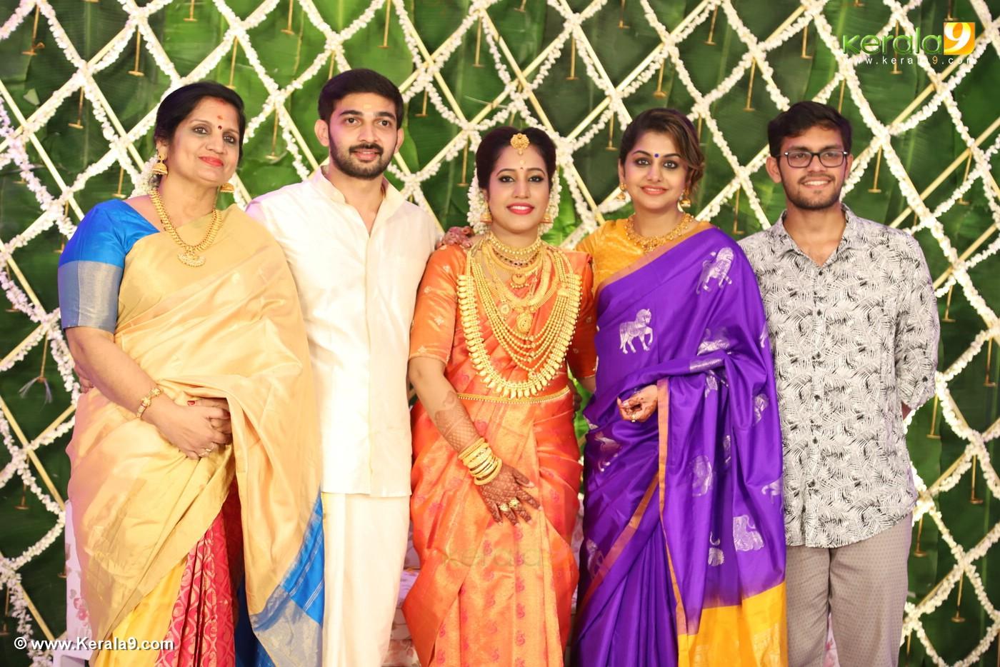sreejith vijay marriage photos 117