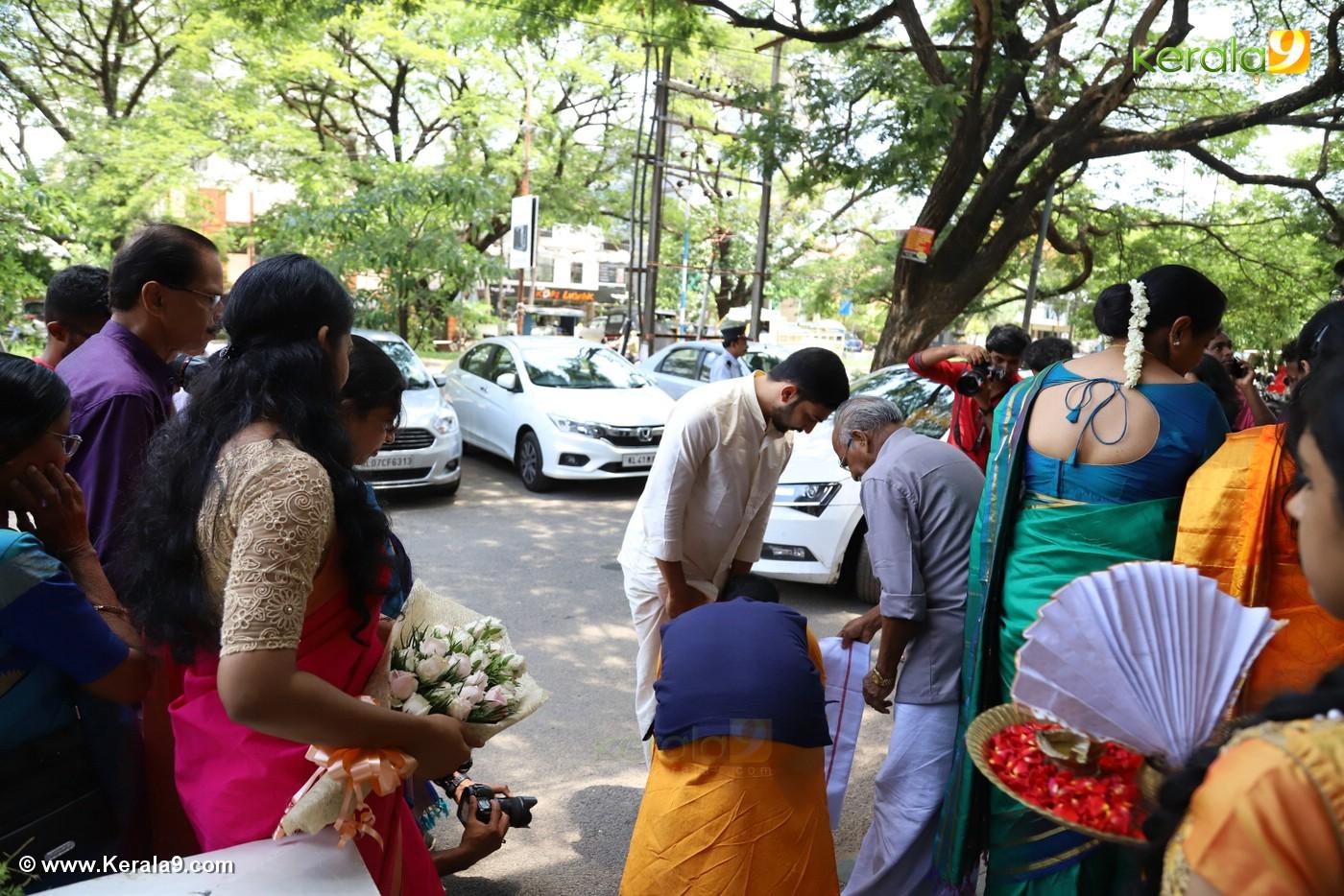 sreejith vijay marriage photos 12
