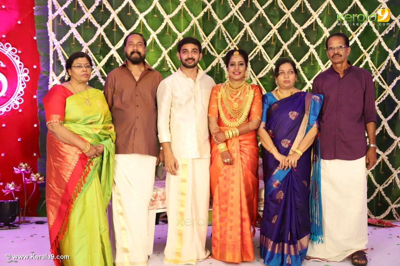 sreejith vijay marriage photos 129