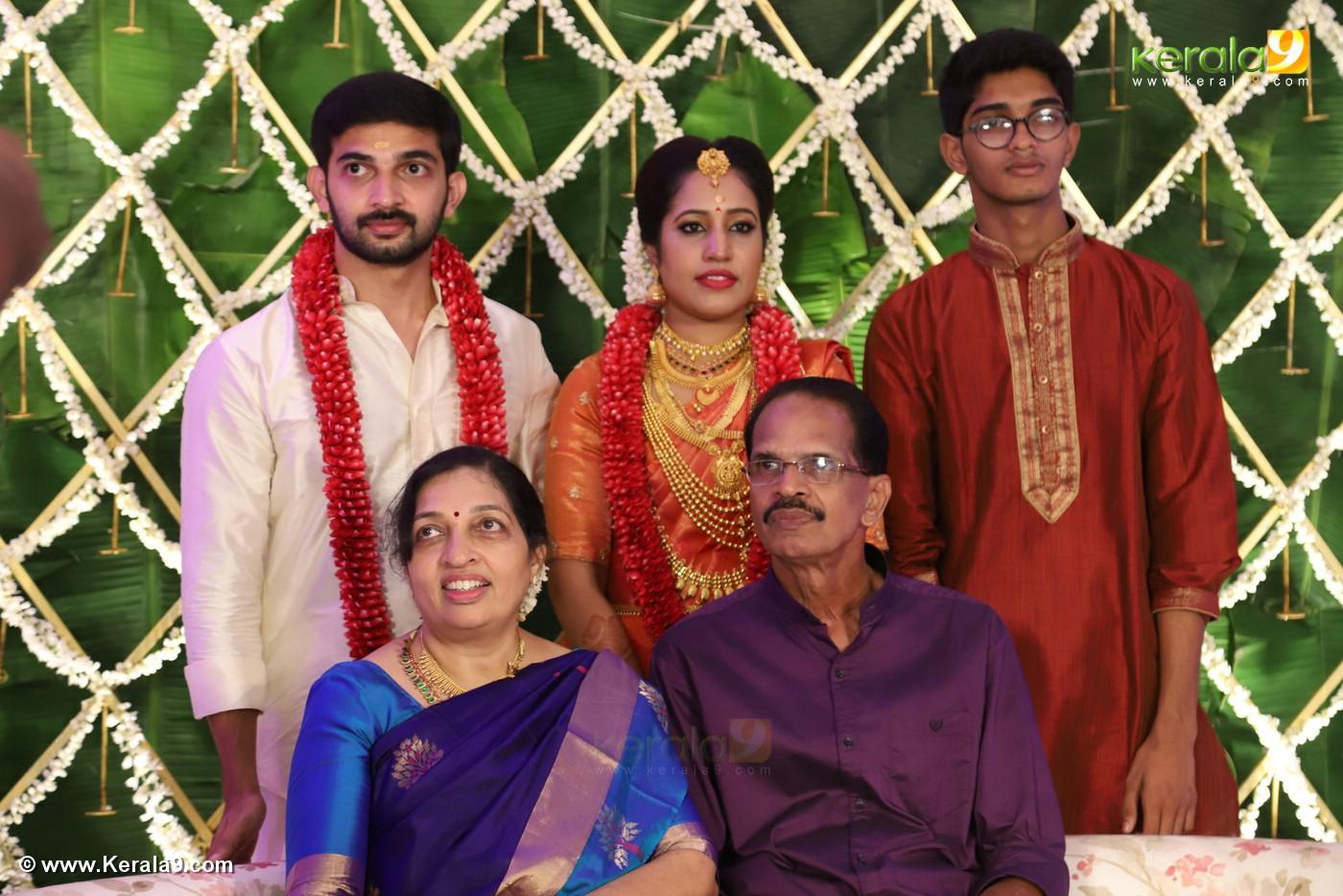 sreejith vijay marriage photos 130