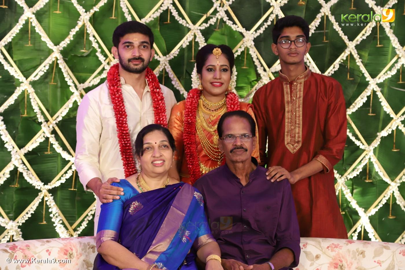sreejith vijay marriage photos 131