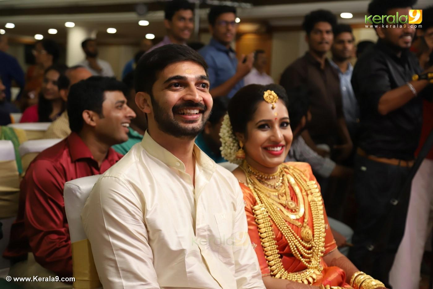 sreejith vijay marriage photos 137