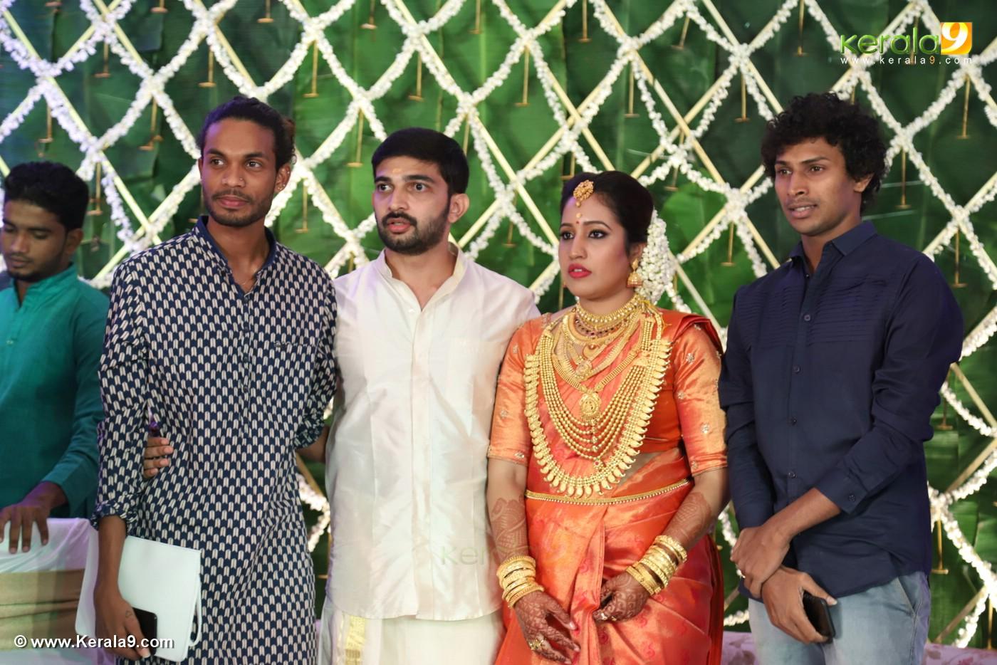 sreejith vijay marriage photos 140