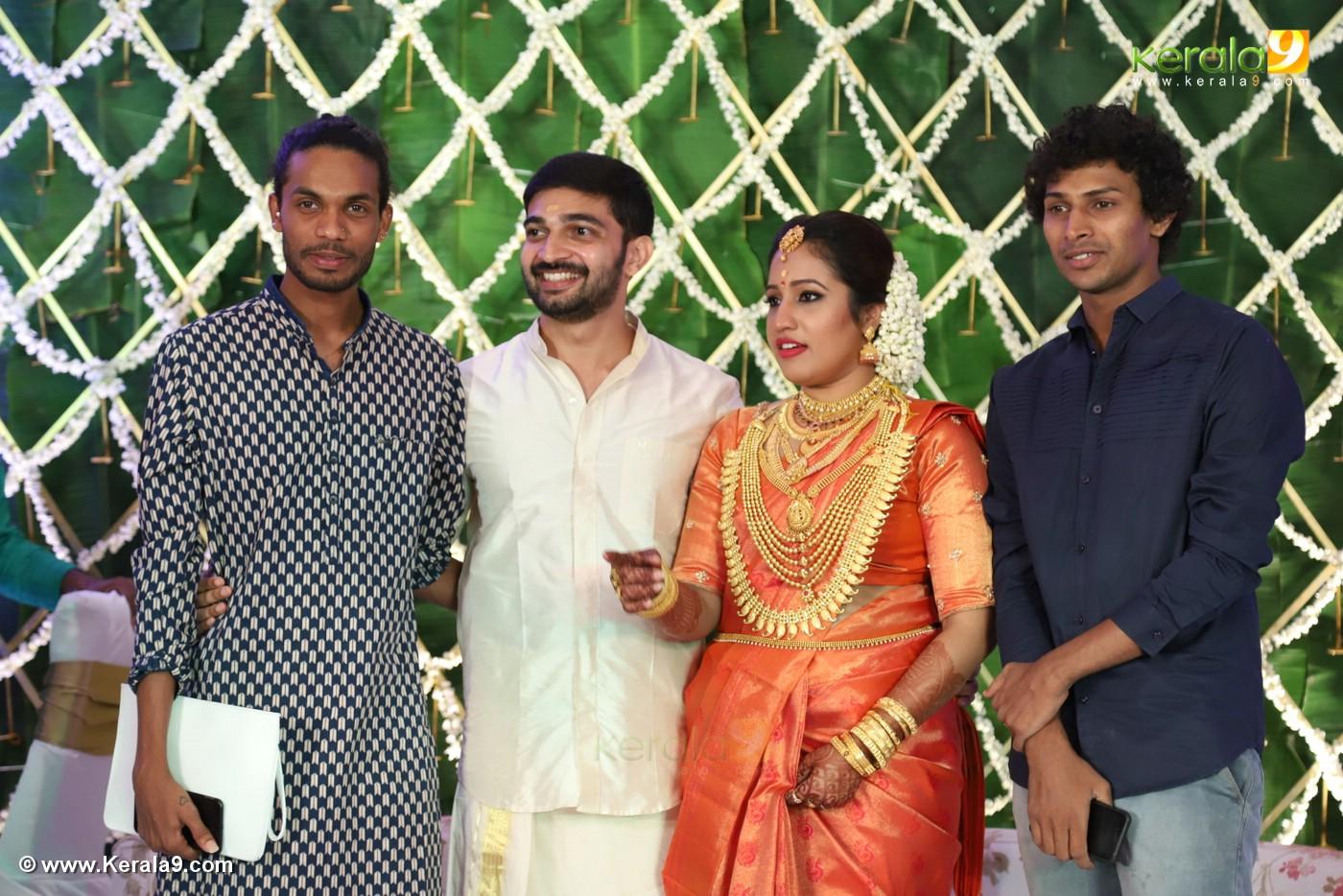 sreejith vijay marriage photos 141