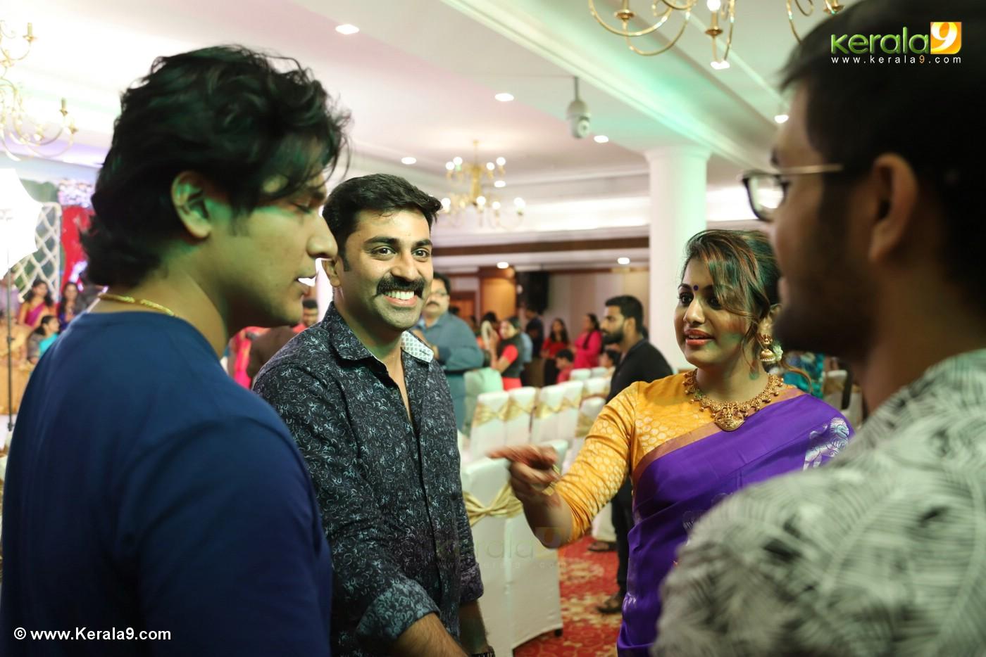 sreejith vijay marriage photos 145