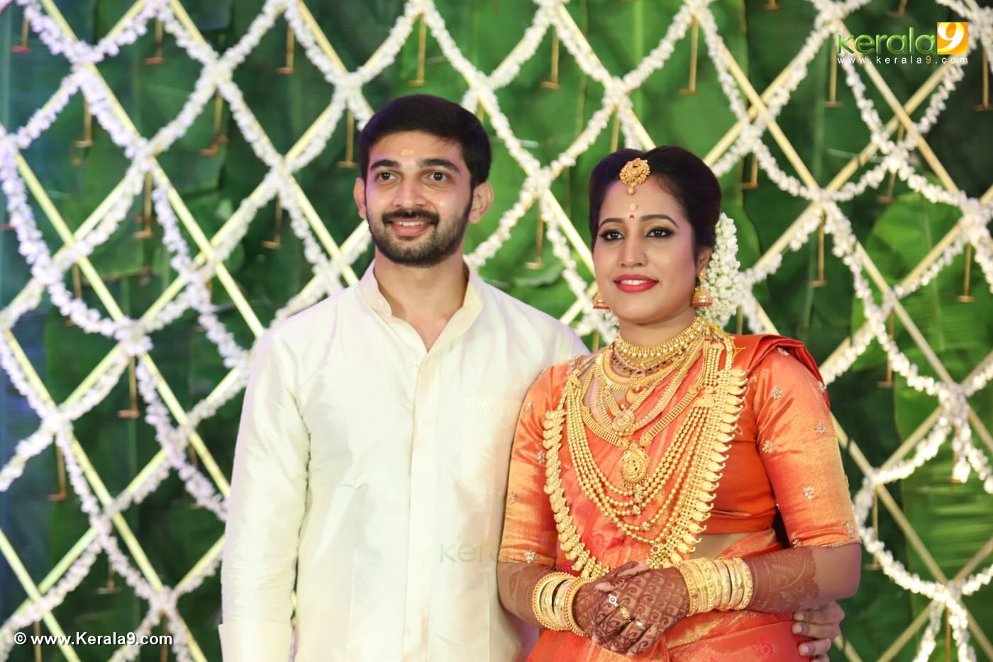 sreejith vijay marriage photos 152