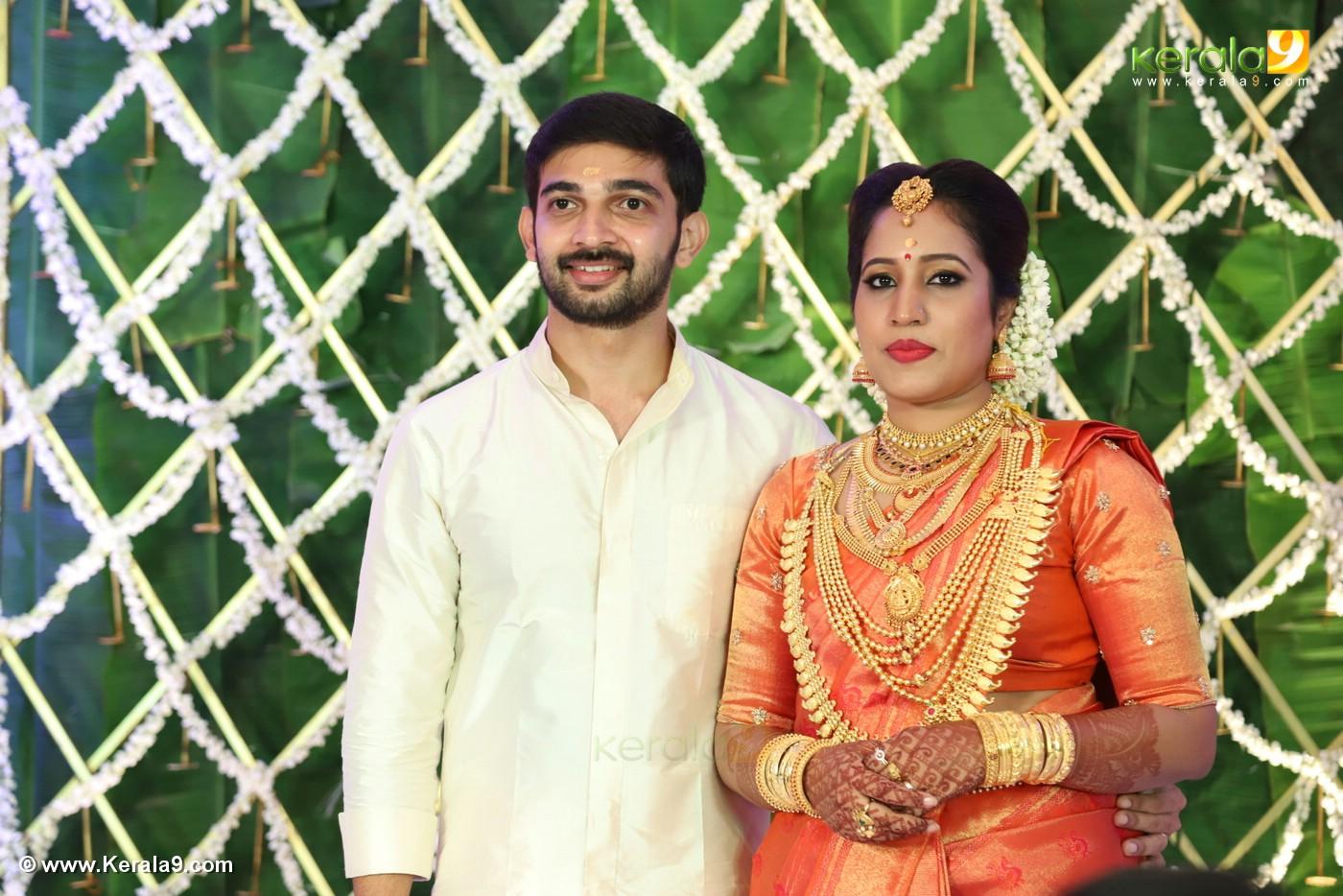 sreejith vijay marriage photos 153