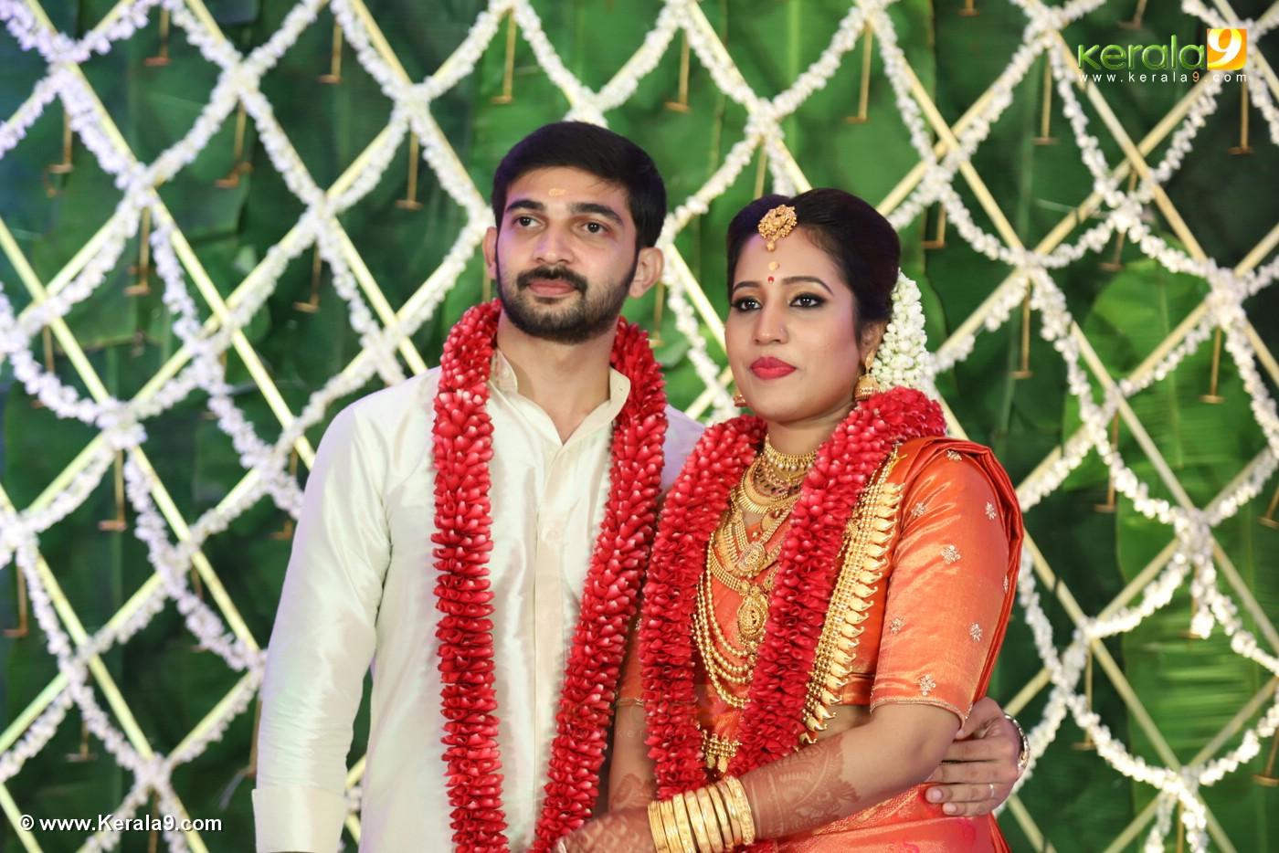 sreejith vijay marriage photos 156