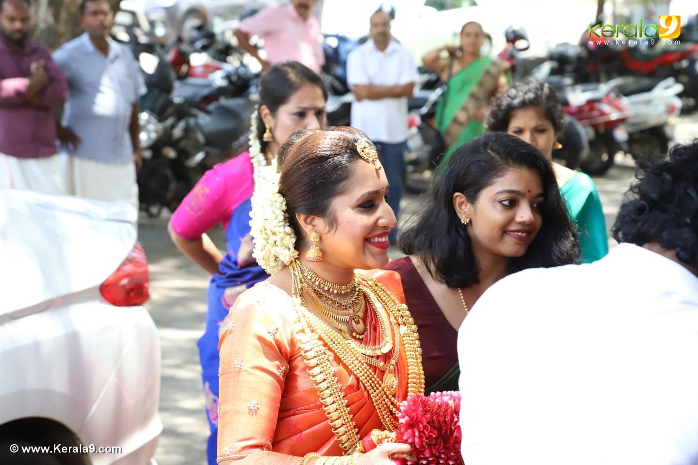 sreejith vijay marriage photos 20