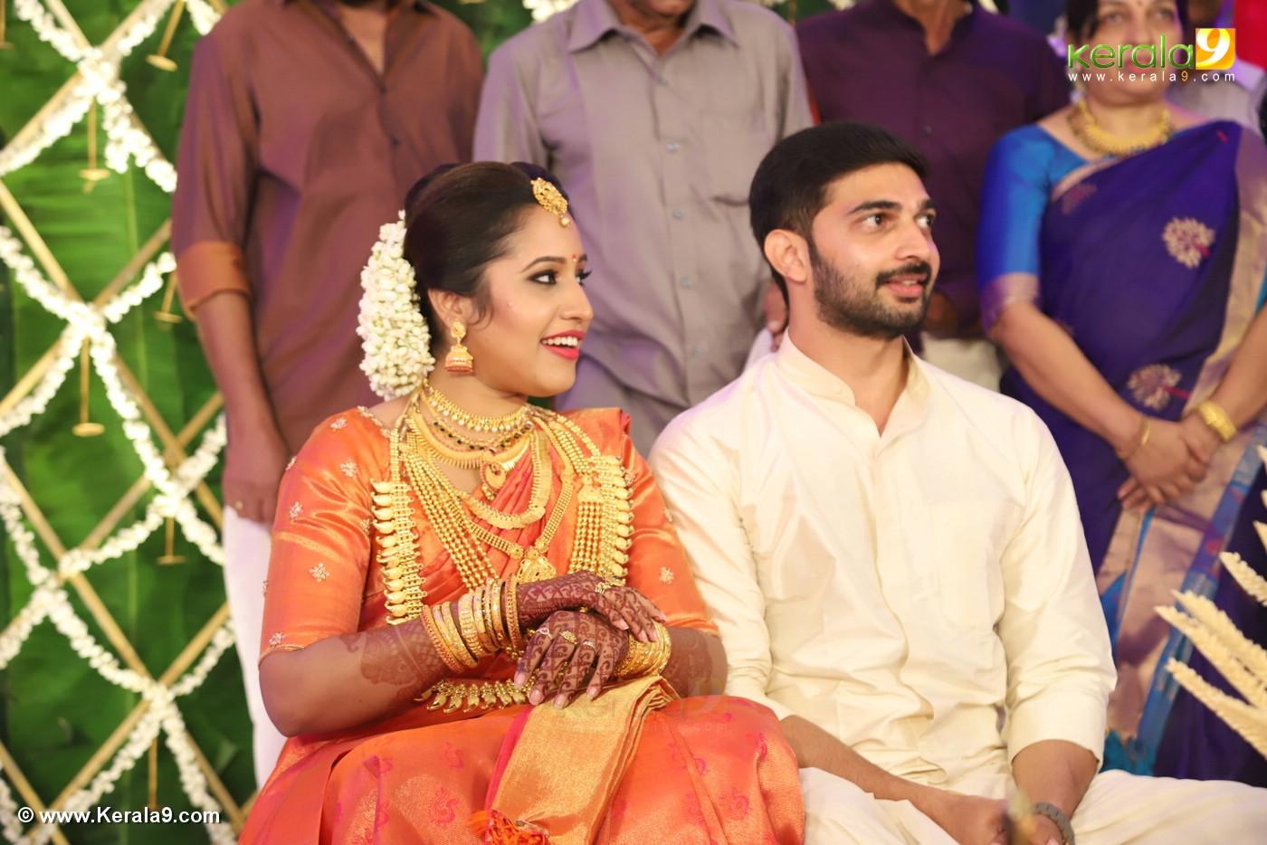 sreejith vijay marriage photos 32