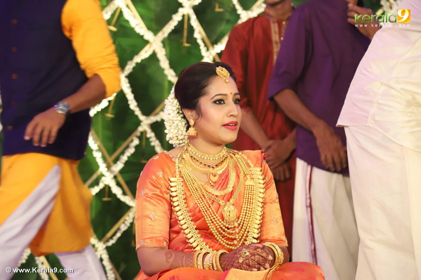 sreejith vijay marriage photos 33